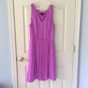 Pink/purple Banana Republic Dress